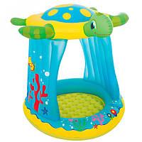 Детский надувной игровой центр Bestway 52219 Черепаха