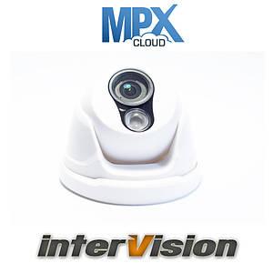 Внутренняя ip-видеокамера MPX-4780WIDE, 4Мр, Корея