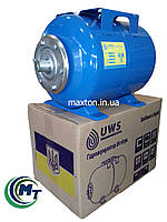 Бак для воды гидроаккумулятор 24 л Ukrainian water system Украина