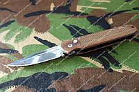 Нож выкидной , надежный и функциональный  сталь 440с