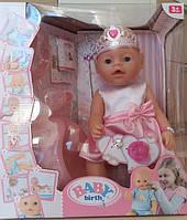 Кукла-пупс Baby Born, Оригинал, девять функций. 8006-6.