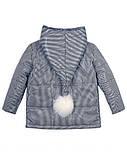 """Детская куртка """"Гномик"""" весна-осень 1-5 лет (полоска), фото 2"""