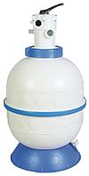 Песочный фильтр для бассейна Kripsol Granada GT406; 6 м³/ч; верхнее подключение