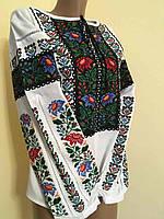 Вишиванки жіночі Борщівські та з квітковим орнаментом - замовити в ... ab89a7b81ee35