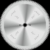 Пила D400B4b2,8d30z120 для форматного раскроя ламинированного ДСП и других плитных материалов на станки с подрезным узлом GDA Италия