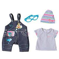 Одежда для куклы мальчика 43 см Baby Born Zapf Creation 822210
