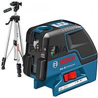 Лазерный отвес Bosch GCL 25 Professional + BS 150