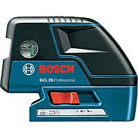 Лазерный отвес Bosch GCL 25 Professional