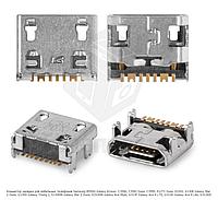 Коннектор зарядки для мобильных телефонов Samsung B550H Galaxy Xcover, C3590, C3592 Duos, C3595, E1272 Duos