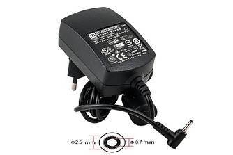 Блок питания для планшетов (зарядное устройство) PowerPlant ACER 220V 10W: 5V 2A (2.5*0.7)
