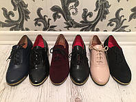 Туфли из натуральной кожи р. 35-41