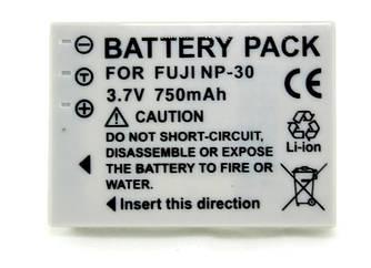 Аккумулятор PowerPlant Fuji NP-30