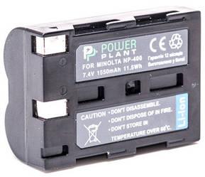 Аккумулятор PowerPlant Minolta NP-400, Pentax D-Li50