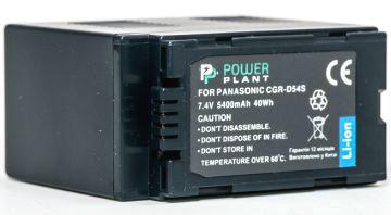 Аккумулятор PowerPlant Panasonic CGA-D54S