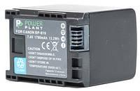 Аккумулятор PowerPlant Canon BP-819 Chip