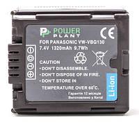 Аккумулятор PowerPlant Panasonic VW-VBG130 Chip