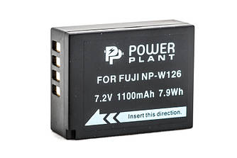 Аккумулятор PowerPlant Fuji NP-W126