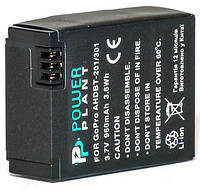 Аккумулятор PowerPlant GoPro Hero 3, AHDBT-201, 301