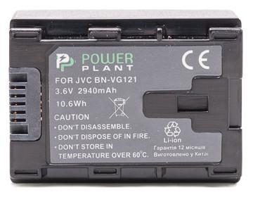 Аккумулятор PowerPlant JVC BN-VG121 Chip
