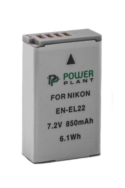 Аккумулятор PowerPlant для Nikon EN-EL22