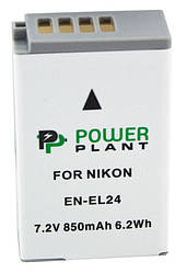 Аккумулятор PowerPlant Nikon EN-EL24