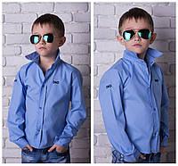 Стильная рубашка на мальчика D&G № 828 е.в