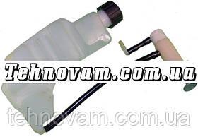 Бак электропилы для масла с маслонасосом