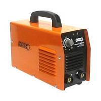 Сварочный инверторный аппарат ИСКРА MMA 285 (кейс пластиковый)