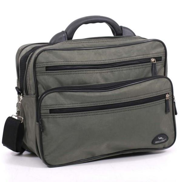 6079c3ff6af3 Мужская сумка через плечо Wallaby 2653 хаки: продажа, цена в ...