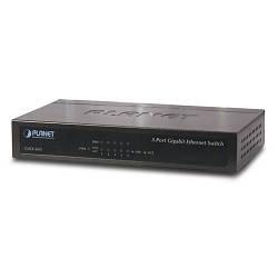 Коммутатор для дома и малого офиса Planet GSD-503 (5-Port 10/100/1000Mbps)