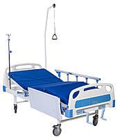 Кровать механичесчая медицинская четырехсекционная «БИОМЕД» HBM-2M