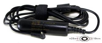 Зарядное устройство для планшетов PowerPlant Motorola 12V 18W 1.5A (2.0*1.0mm) - автомобильный