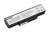 Аккумулятор PowerPlant для ноутбуков ASUS A72 A73 (A32-K72 AS-K72-6) 10.8V 5200mAh