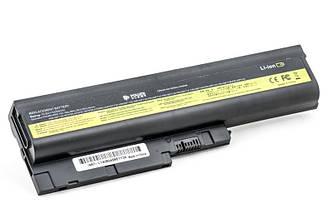 Аккумулятор PowerPlant для ноутбуков LENOVO ThinkPad R60 (92P1139, IB T60 3S2P) 10,8V 5200mAh