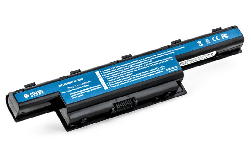 Аккумулятор PowerPlant для ноутбуков ACER Aspire 4551 (AS10D41, GY5300LH) 10,8V 5200mAh - Интернет-магазин Goods Shop в Киеве