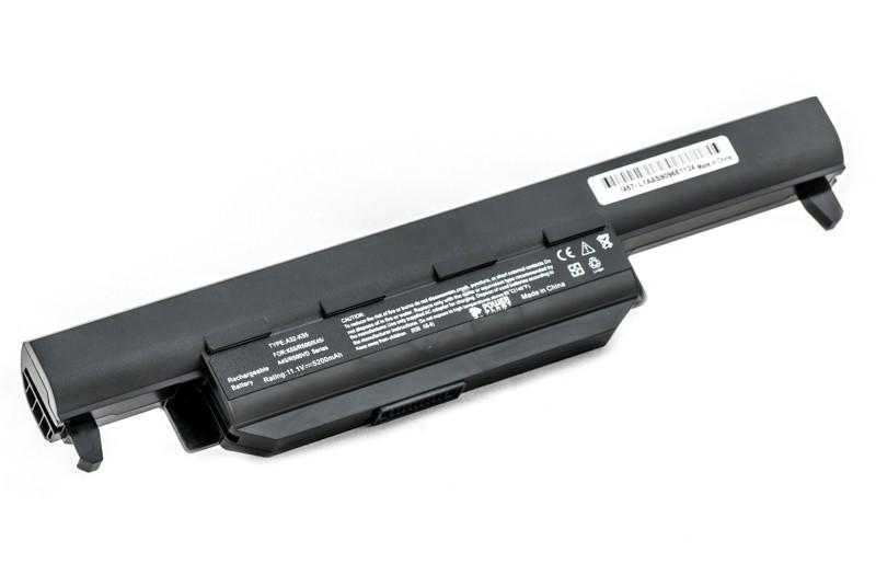 Аккумулятор PowerPlant для ноутбуков ASUS K45 (A32-K55 AS-K55-6) 10.8V 5200mAh