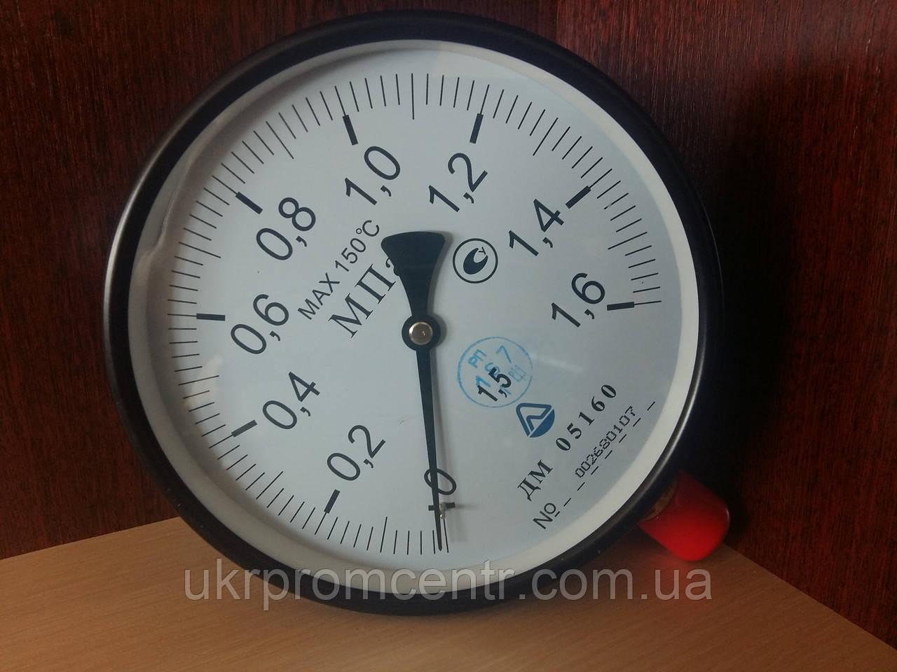Манометр, мановакуумметр и вакуумметр ДМ05160, ДВ05160, ДА05160