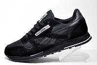 Кроссовки мужские Reebok Classic Leather, Premium Black