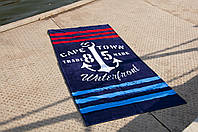 Пляжное полотенце 75x150 Lotus Wather front
