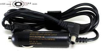 Блок питания для ноутбуков PowerPlant SONY 12V, 19.5V 92W 4.74A (6.5*4.4mm) - автомобильный