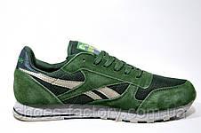 Кроссовки мужские Reebok Classic Leather, Premium Green, фото 3