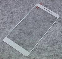 Защитное стекло AVG для Xiaomi Mi Max полноэкранное белое