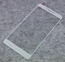 Захисне скло AVG для Xiaomi Mi Max повноекранне біле