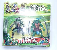 Фигурки Черепашки ниндзя 2шт Donatello и Leonardo