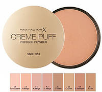 Max Factor Пудра компактная Creme Puff Pressed Powder since 1953 крем-пудра №59  21г