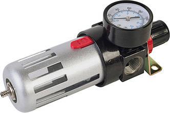 Фильтр воздушный с редуктором и манометром (81-422)