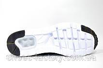 Кроссовки мужские в стиле Nike Air Max 1 Ultra Flyknit, Gray\Black\White, фото 2