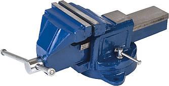 Тиски слесарные поворотные 100 мм (36-200)