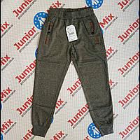 Спортивные трикотажные подростковые штаны на мальчика LUSA