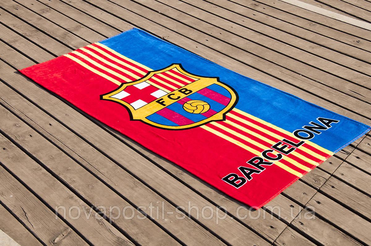 Пляжное полотенце LOTUS BARCELONA